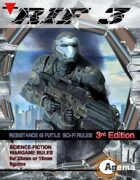Resistance is Futile III 3rd edition science-fiction wargame rules