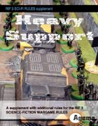 HEAVY SUPPORT supplement for Resistance is Futile 3