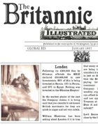 January 1857 Scramble for Empire Victorian Colonial wargames campaign newspaper