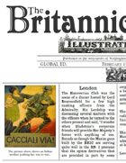 February 1857 Scramble for Empire Victorian Colonial wargames campaign newspaper