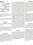 April 1709 AD The Glory of Kings 18th century wargames campaign newspaper
