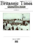 July 1857 Scramble for Empire Victorian Colonial wargames campaign newspaper
