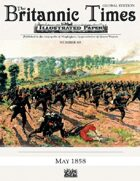 May 1858 Scramble for Empire Victorian Colonial wargames campaign newspaper