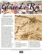 The Glory of Kings November 1710 18th century wargames campaign newspaper