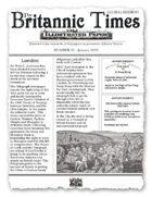 FREE Scramble for Empire January 1859 Victorian Colonial wargames campaign newspaper