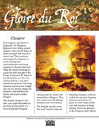 Glory of Kings May 1711 18th century wargames campaign newspaper
