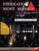 Federation News Service stardate 1104.6