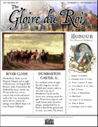 Glory of Kings November 1711 18th century wargames campaign newspaper