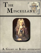 The Miscellany