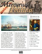 Glory of Kings June 1702 18th century wargames campaign newspaper