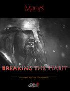 Breaking the Habit: Mythras Combat Module