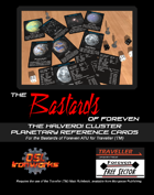 Planet Reference Cards 1: Halverdi Cluster