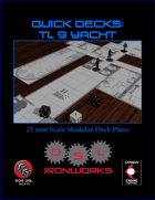 Quick Decks: TL 9 Yacht