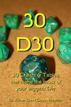 30d30: Charts & Tables That Make the Most of Your Biggest Die