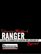 Character Workbook Revised: Ranger for PFRPG