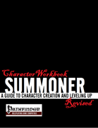 Character Workbook Revised: Summoner for PFRPG