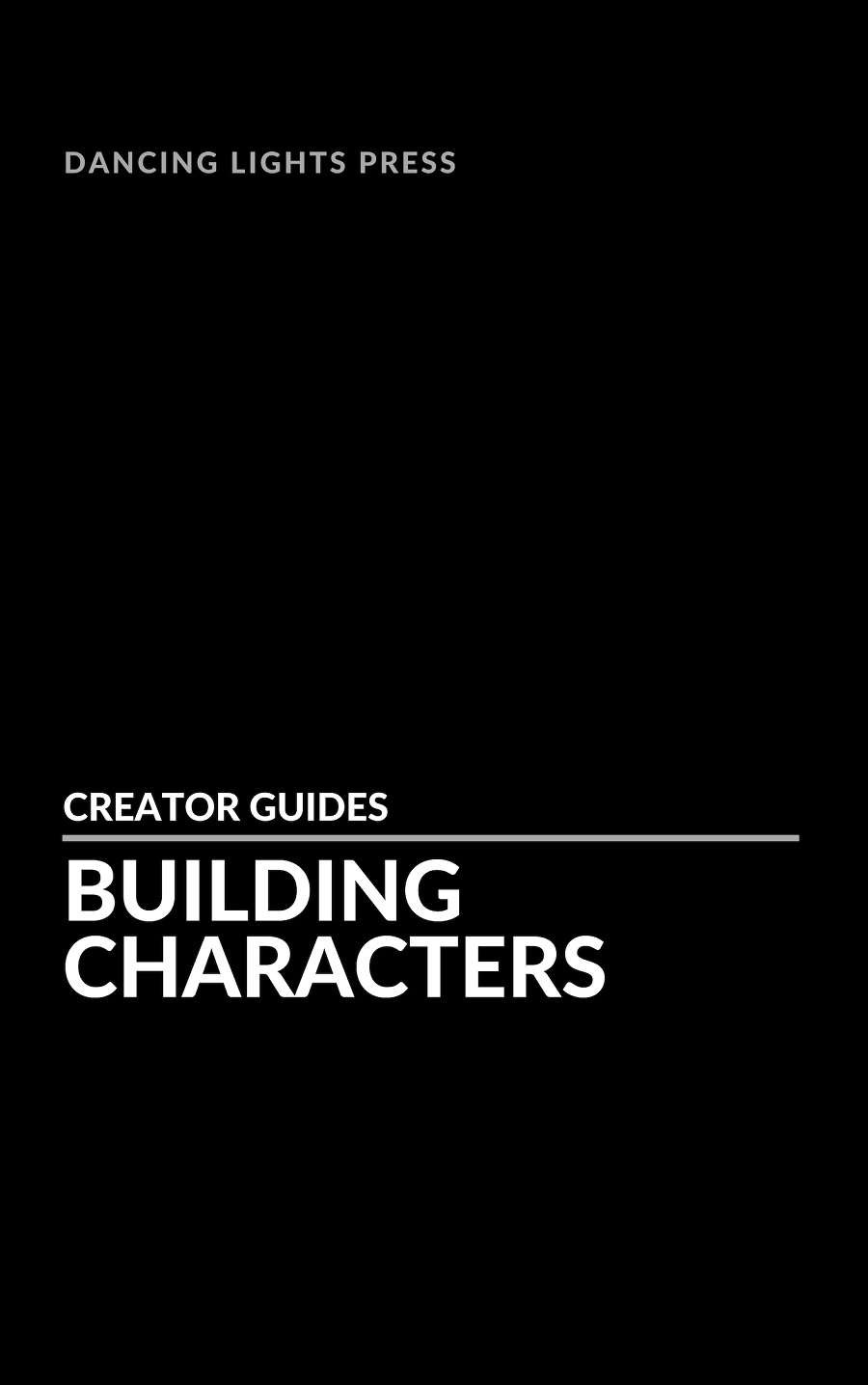 Building Characters [Black Box Edition]