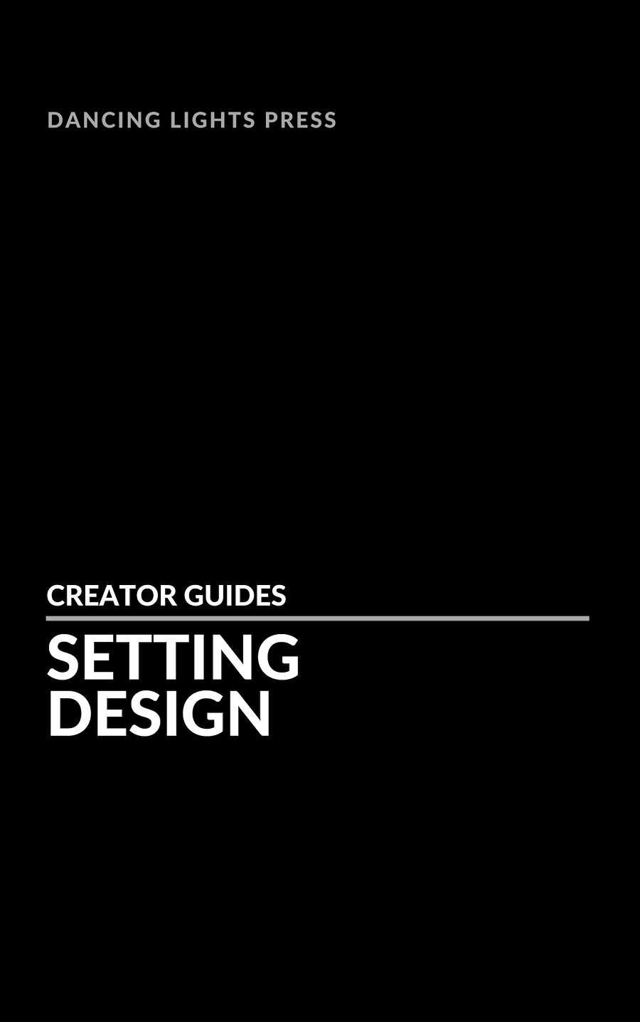 Setting Design [Black Box Edition]