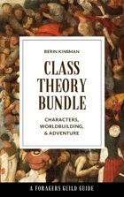 Class Theory Guides [BUNDLE]