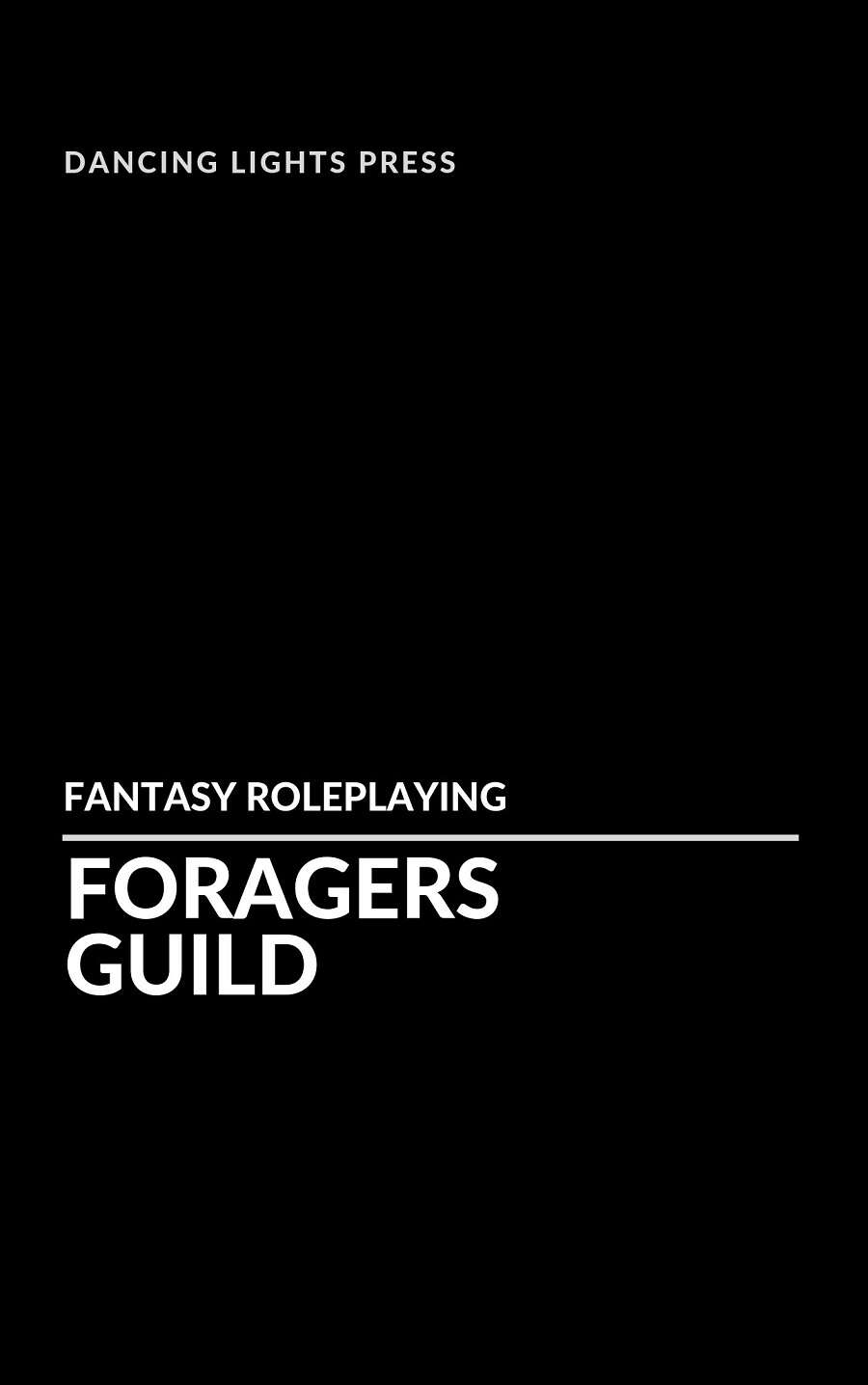Foragers Guild Fantasy Roleplaying