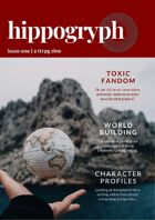 hippogryph ttrpg zine: issue one