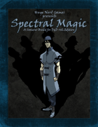 Spectral Magic