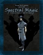 Spectral Magic