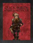 Quick Builds: Animus Artificer