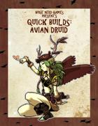 Quick Builds: Avian Druid