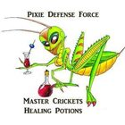 Pixie Defense Force card game