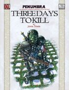Cover of Three Days to Kill