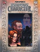Uncommon Character (Penumbra OGL 3E) [digital]