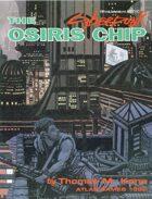 The Osiris Chip: Cyberpunk 2020 Adventure