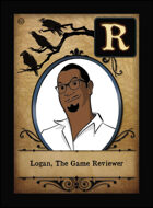 Logan, The Game Reviewer - Custom Card