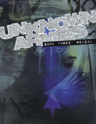 Unknown Armies Book Three: Reveal