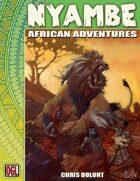 Nyambe: African Adventures