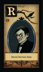 Deacon Harrison Jones - Custom Card