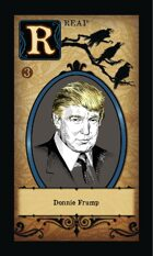 Donnie Frump - Custom Card