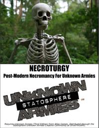 UA3: Necroturgy, Post Modern Necromancy