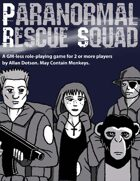 Paranormal Rescue Squad