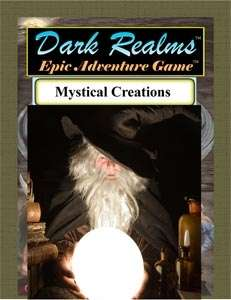 Dark Realms Epic: Mystical Creations