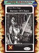 Dark Realms: Barony of Chaos
