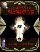 Complete Minions