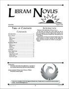 Libram Novus #9