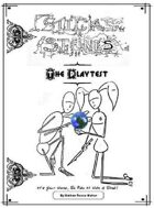 Sticks & Stones - The Free RPG