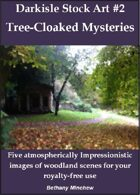 Darkisle Stock Art #2: Tree-Cloaked Mysteries