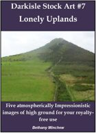 Darkisle Stock Art #7: Lonely Uplands