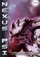 Deadzone - Nexus Psi Campaign Book