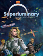 Superluminary Free Preview Edition