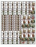 Western Tokens - Indians